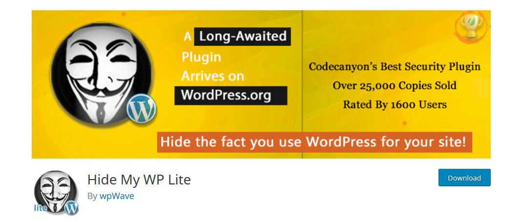 Fix Cross Site Scripting Vulnerability in WordPress - HIde My Wp Lite