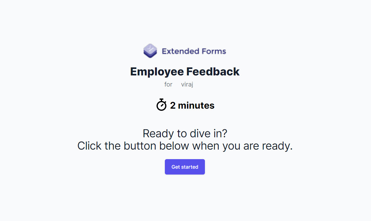 Extended Forms-Google