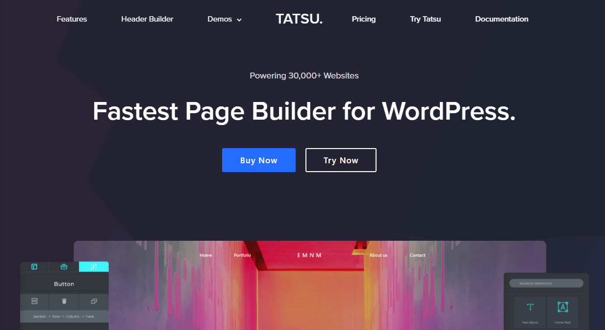 Tatsu Page Builder - Black Friday and Cyber Monday Sale