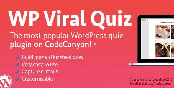 10 Best WordPress Quiz Plugins 2021 - WP Viral Quiz