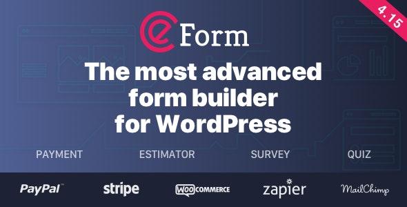 10 Best WordPress Quiz Plugins 2021 - eForm